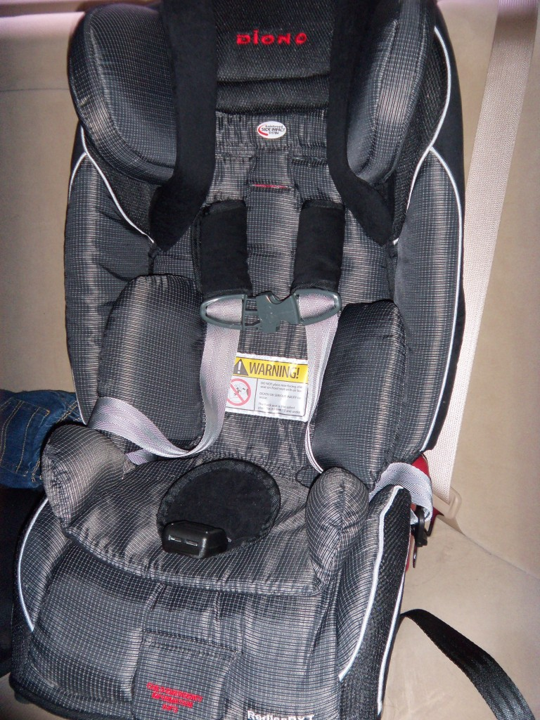 dionos radian rxt the only car seat you will need