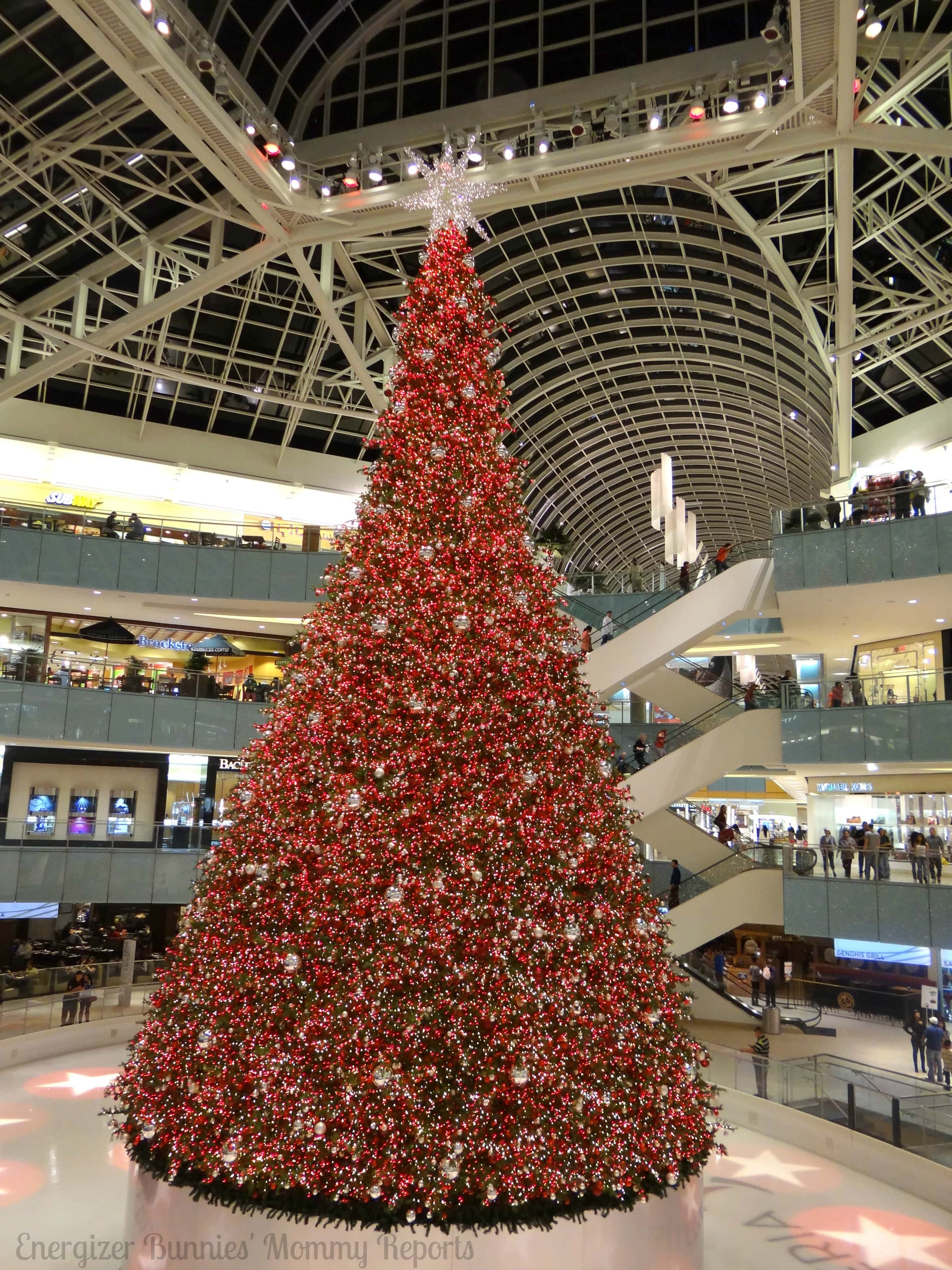 almost wordless wednesday americas largest indoor christmas tree is in - Indoor Decorative Christmas Trees