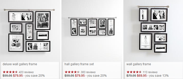 headboard and frame set redenvelope has a way to showcase your photographs elegantly 15533