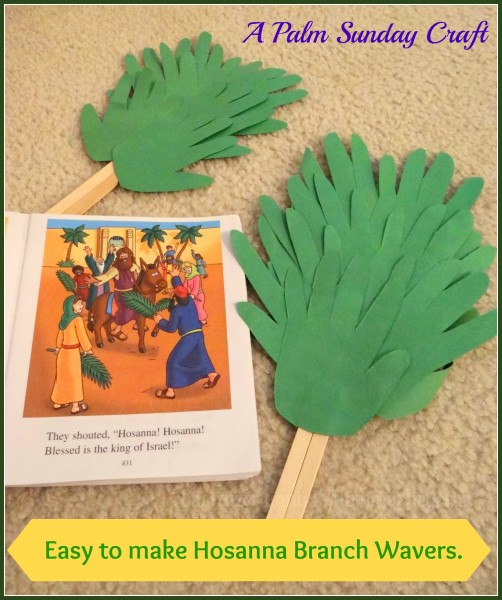 Easy Bible Crafts For Toddlers