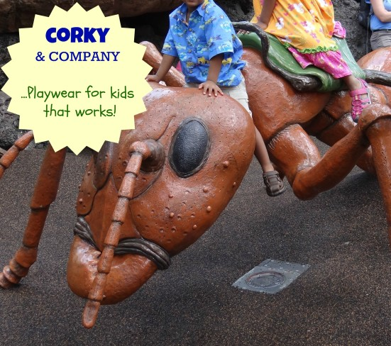 Corky & Company...Playwear for kids that works! - Energizer Bunnies' Mommy Reports (2)