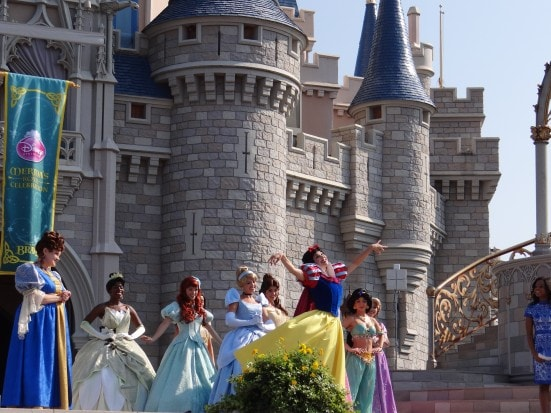 Crowning Princess Merida at Walt Disney World. Photo Copyright- Energizer Bunnies' Mommy Reports (23)