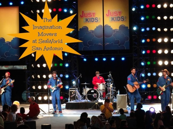 Imagination Movers Live for #JustForKids at SeaWorld, Texas . Photo Copyright- Energizer Bunnies' Mommy Reports (48)