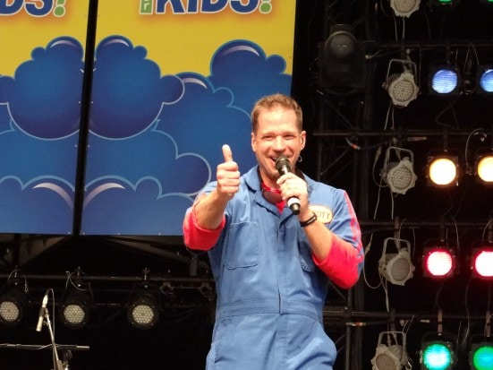 Imagination Movers Live for #JustForKids at SeaWorld, Texas . Photo Copyright- Energizer Bunnies' Mommy Reports (73)