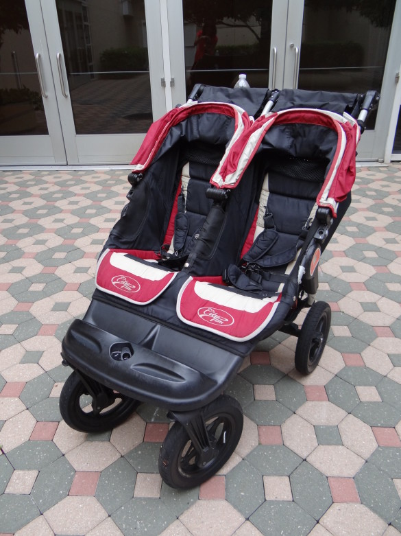Kingdom Strollers-Energizer Bunnies' Mommy Reports (5)