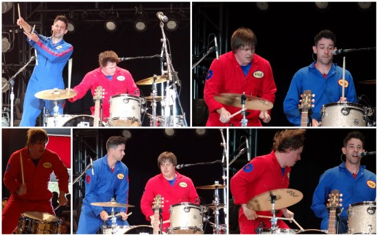 Imagination Movers Live for #JustForKids at SeaWorld, Texas . Photo Copyright- Energizer Bunnies' Mommy Reports (3)
