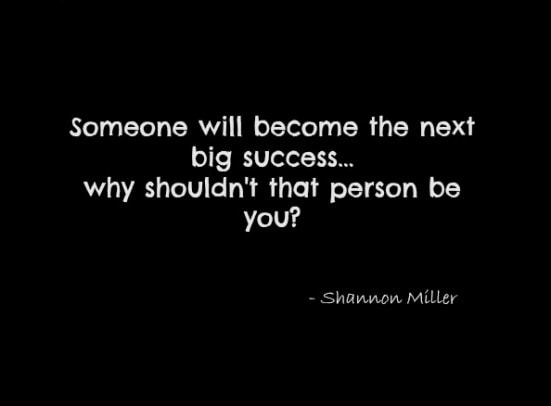 Shannon Miller quote